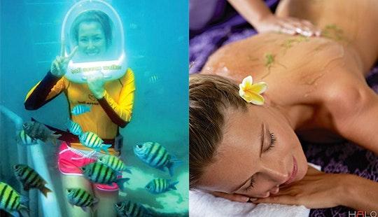 Ocean Walker And Spa Package In Bali, Indonesia