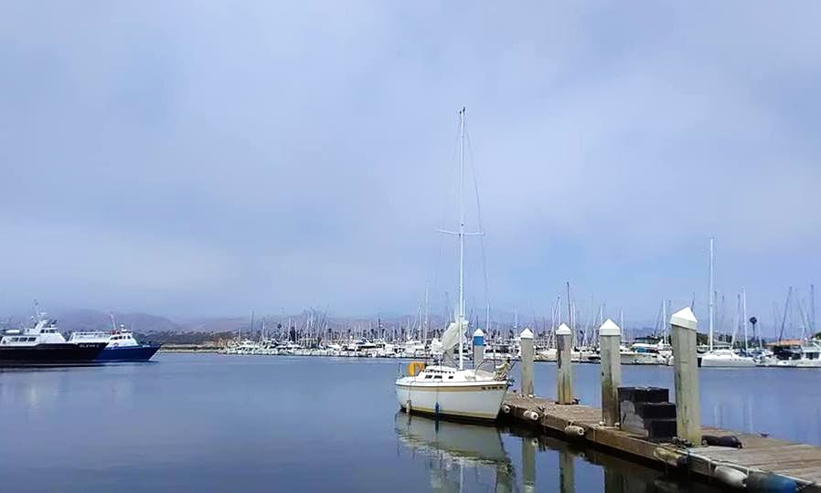 Sweet Sailboat for Rent in Channel Islands Harbor