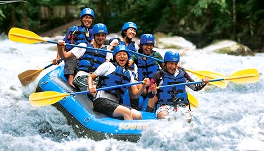 River Rafting, Zoo And Bird Park Tour Package In Bali, Indonesia