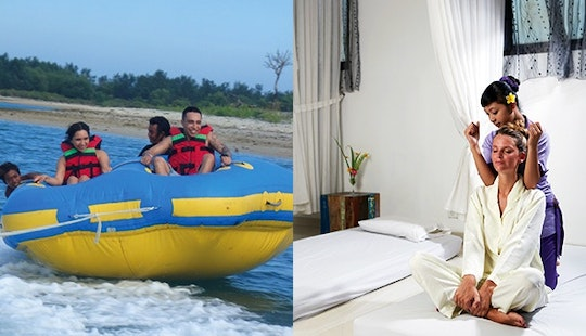 Water Sports Activities And Spa Package In Bali, Indonesia