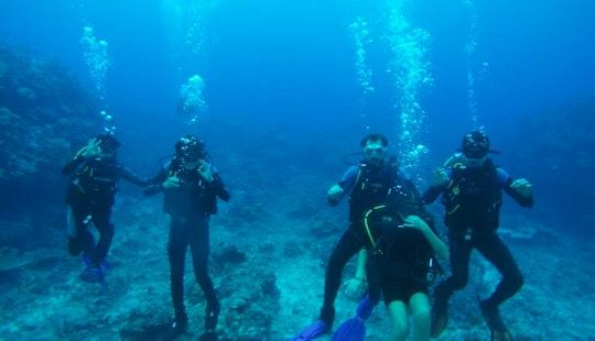 Recreational Scuba Diving Tour In Luganville, Vanuatu