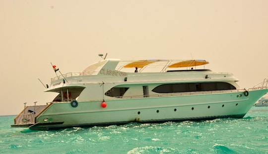 Yacht Rental (private Trips,  Snorkeling Trips, Diving,  In El Gouna Red Sea Governorate