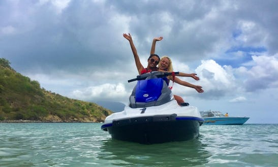 Jet Ski Rentals And Tours In Saint Kitts And Nevis