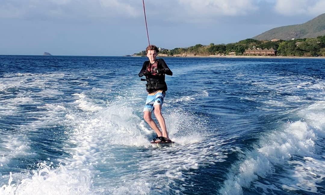 Wakeboarding Lessons in Saint Kitts and Nevis
