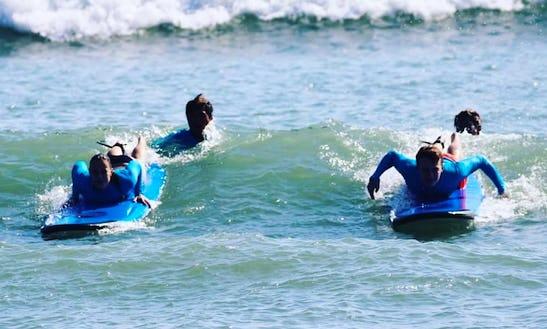 Book A Fun Surf Lessons In Bali, Indonesia