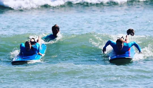 Book A Fun Surf Lessons In Bali, Indonesia