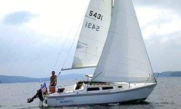 Sailing Lessons and Charters on Lake Travis