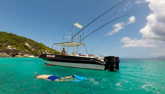 Unravel The Secret Spots Of The Seychelles Island By Boat