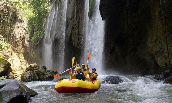 Adrenaline Pumping Rafting Adventure For 5 People In Probolinggo, Indonesia