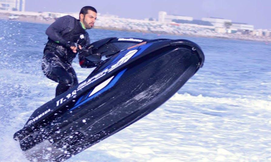 Amazing Jet Ski Rental Experience in Ras Al-Khaimah, UAE