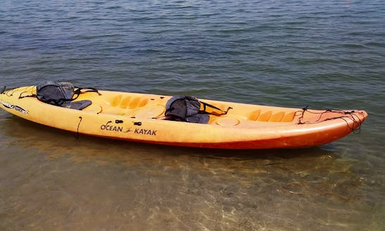 2 Seater Kayak Available For Rent In Ras Al-khaimah, Uae
