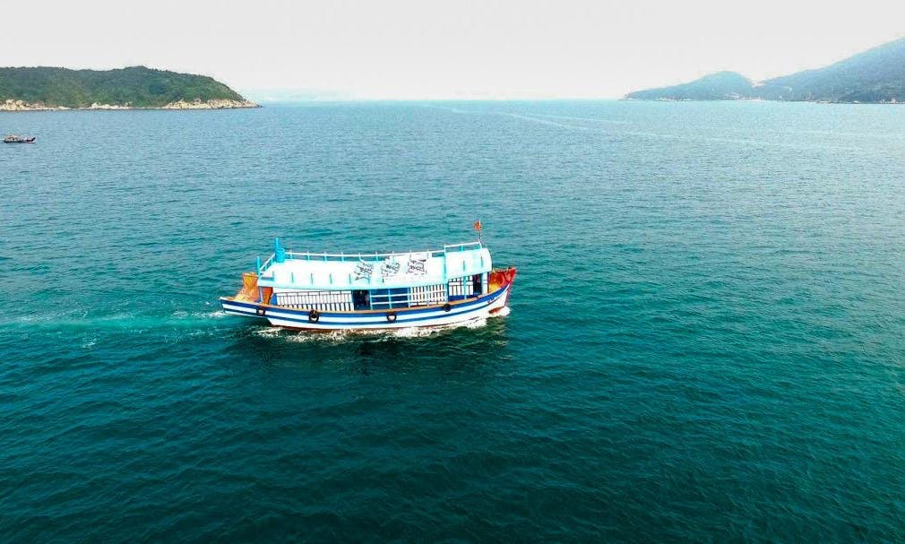 Snorkeling in Cham Island, Hoi An City