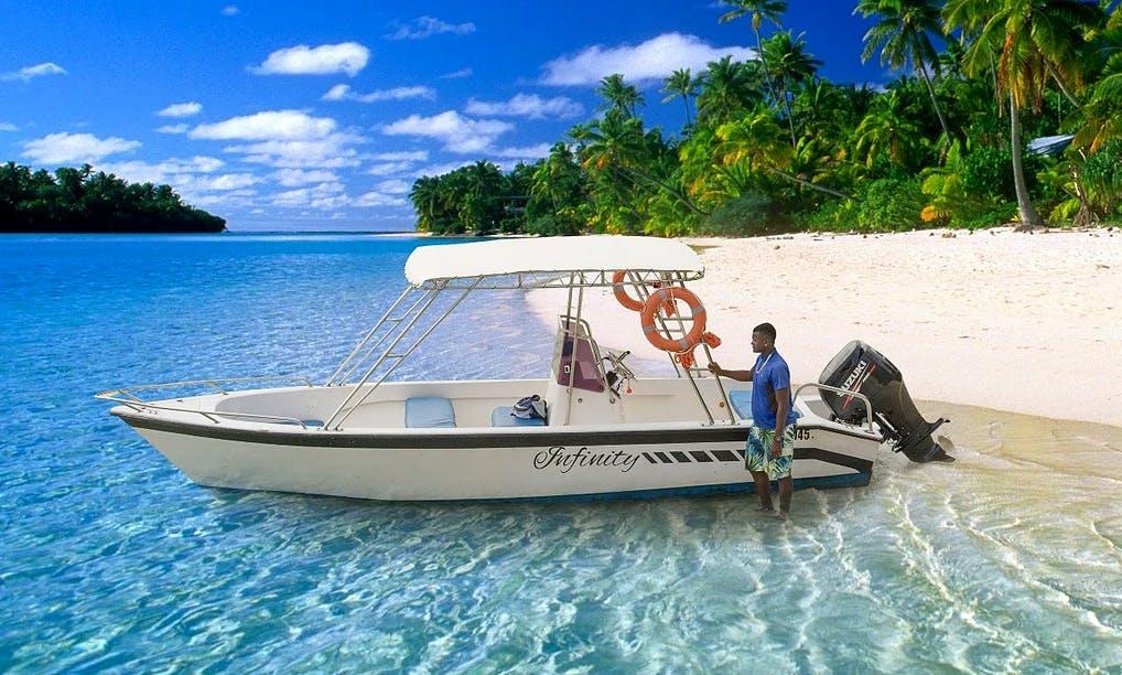 Amazing Boating Experience in Praslin, Seychelles!