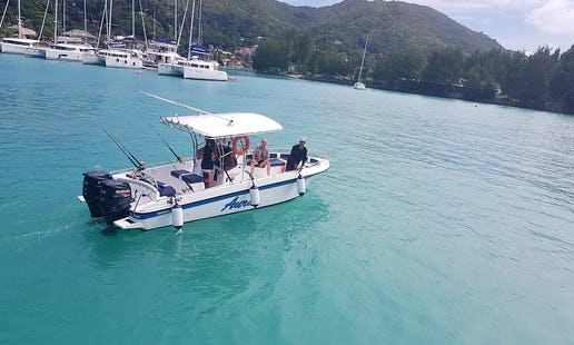 The Best La Digue Fishing Boat Rentals(w Photos)   GetMyBoat