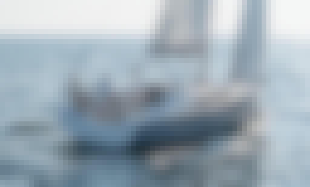 "Beneteau Oceanis 38 ""El Capitan"" Sailing Monohull Rental-Departs Oakland"
