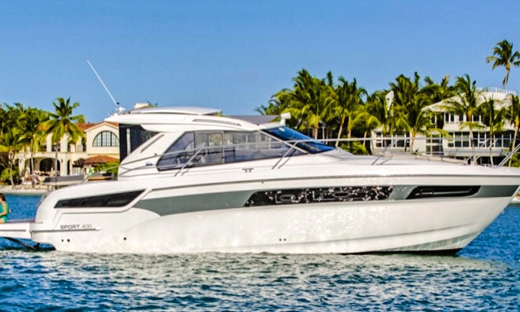 44 German Yacht In South Beach Miami Getmyboat