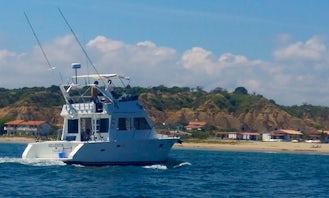 Incredible Boat Tour in Punta Sal Mancora , Peru