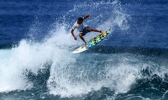 Learn How to Surf the Waves with Professionals in Bali, Indonesia - CAUTION: Surfing is like a drug, you may become addicted.
