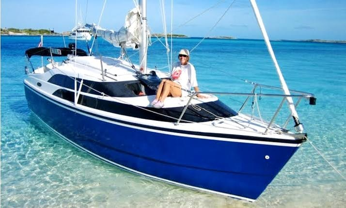 Charter McGregor 26 Luxury Sailing Yacht in Mumbai, India