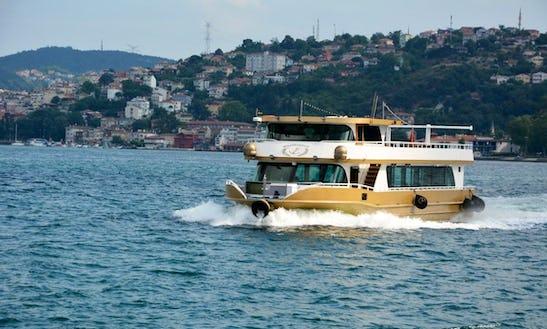 Tall Ship Rental In İstanbul