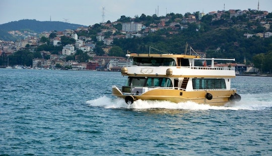 120 Person Cruise For $10 A Person In İstanbul