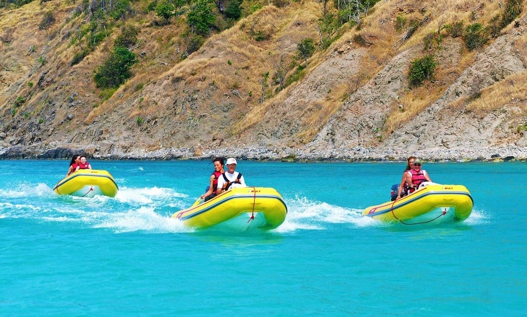 Pilot Your Own Watercraft and Snorkel to Creole Rock with a Veteran Guide