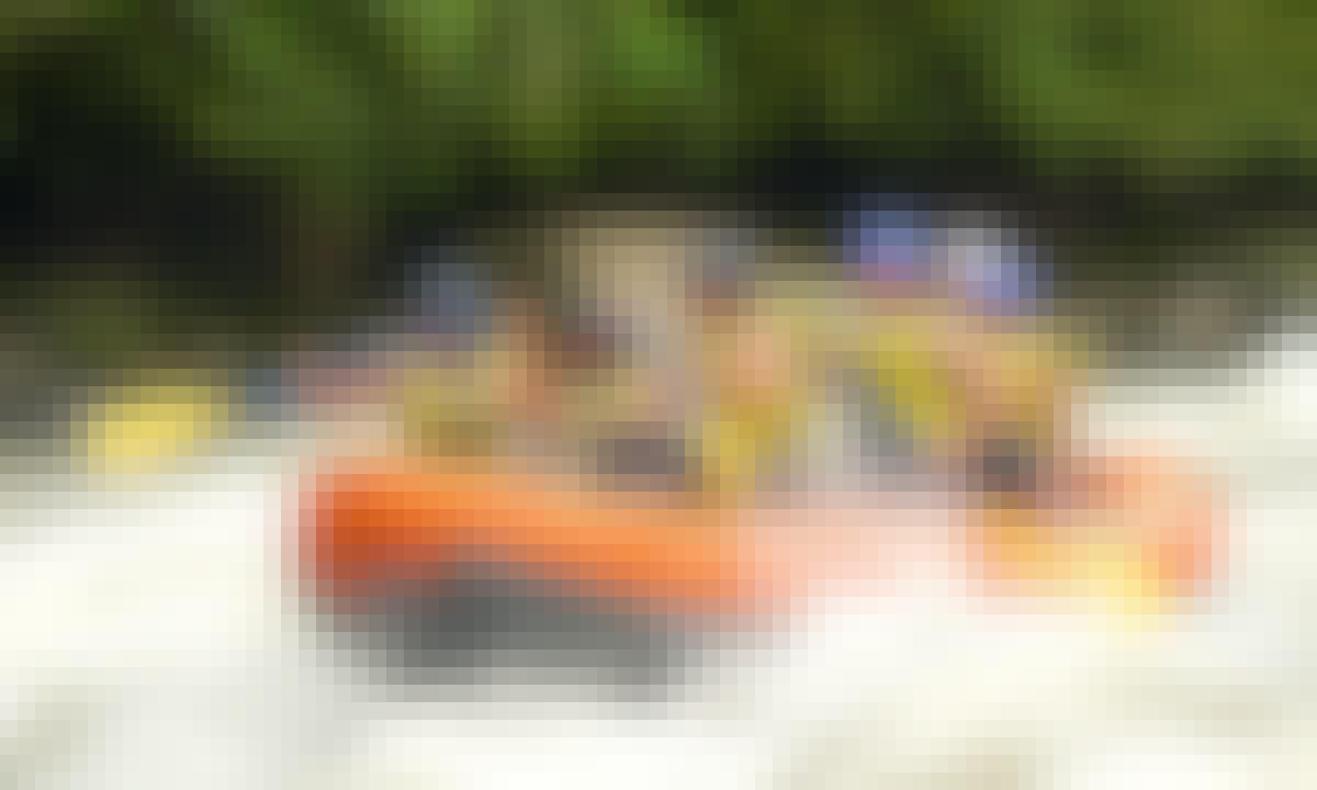 Whitewater Rafting in Bentota