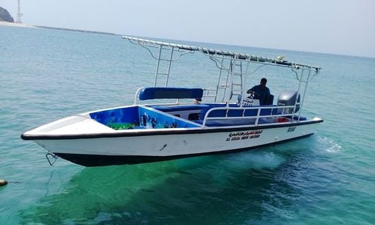 Fishing ,swimming And Snorkeling  Trips In Dibba Al Fujairah