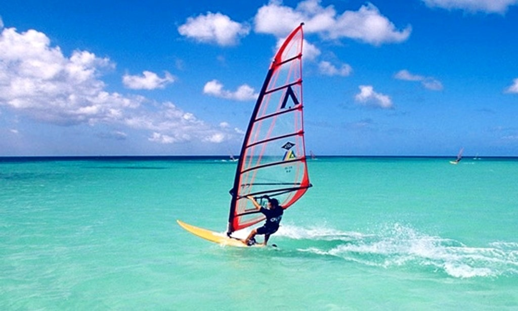 Windsurfing Cartagena