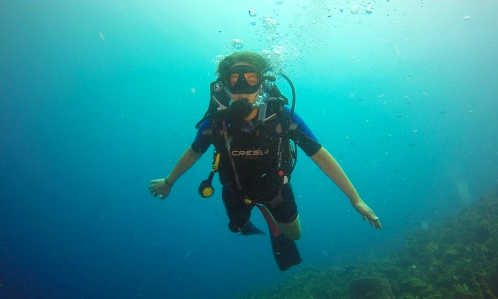 Scuba Diving Cartagena