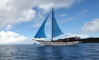 Book an Amazing Cruise in the Indonesian Archipelago