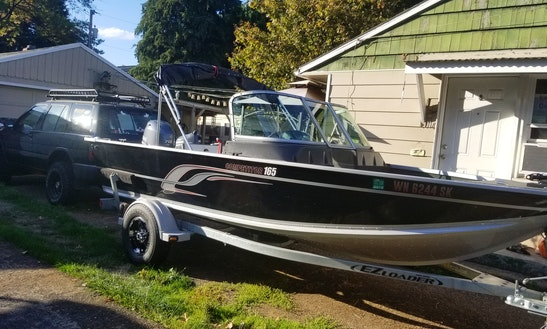 Fishing Boats Rental In Vancouver