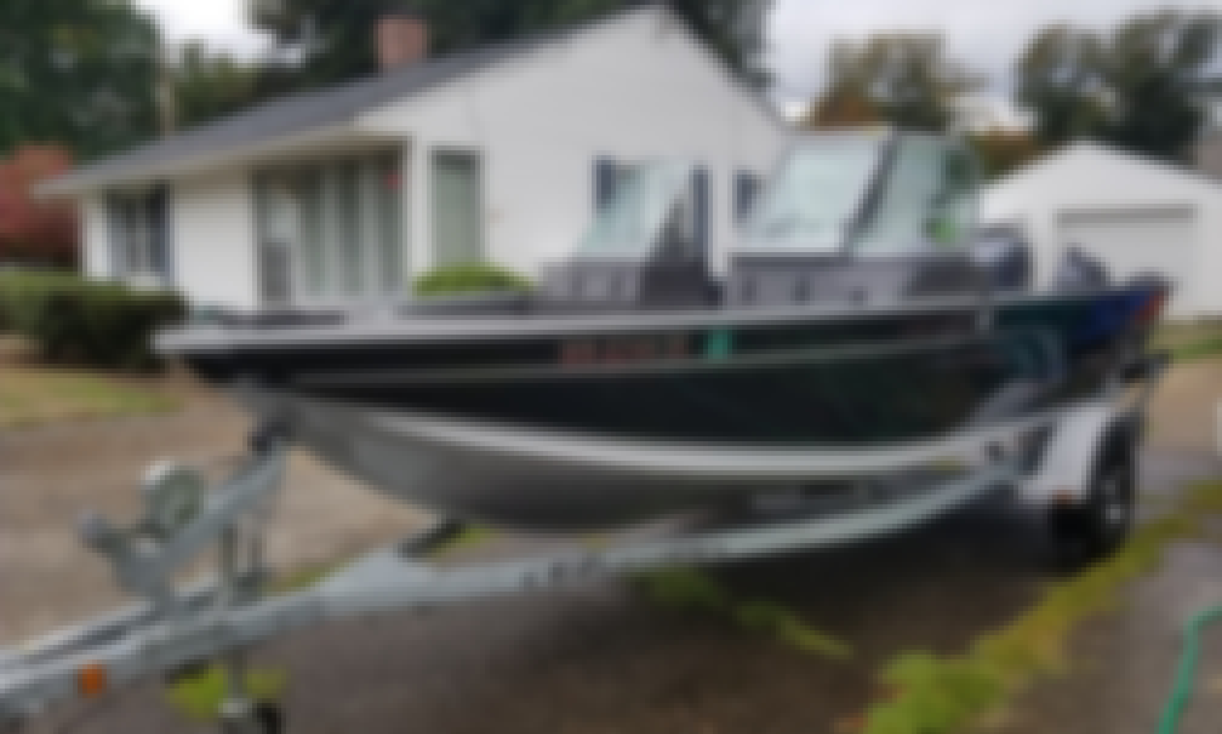 Alumacraft Competitor 165 Boat in Vancouver