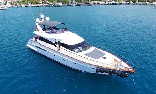 Mega Yacht Rental In Muğla
