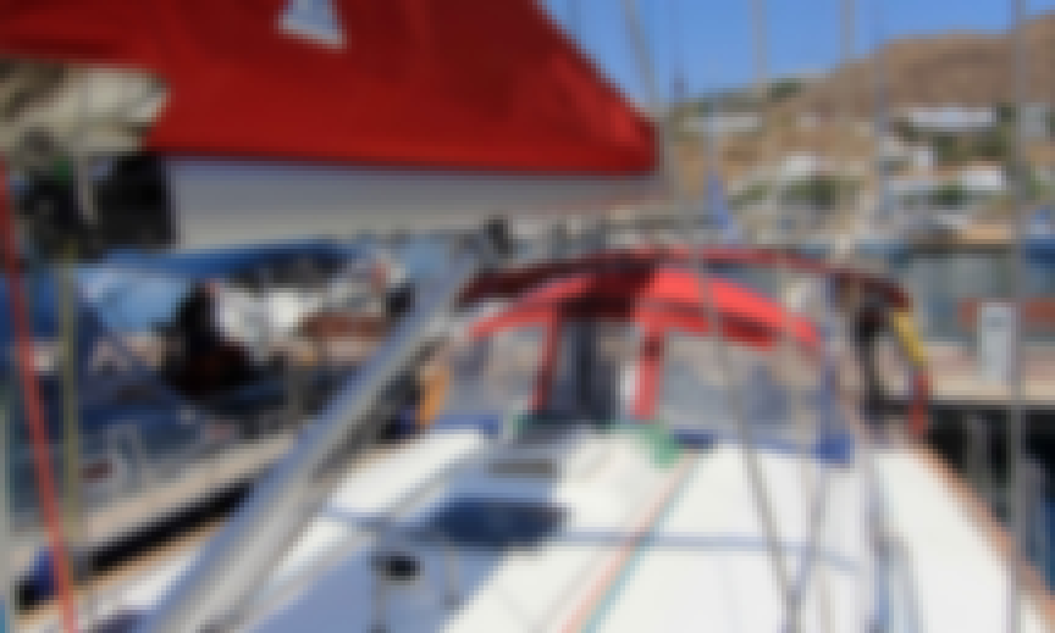 49 ft Bavaria Cruising Monohull Charter for Up to 10 People in Paros, Greece