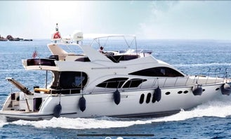 2012 Motor Yacht for Rent in Muğla for up to 12 guests