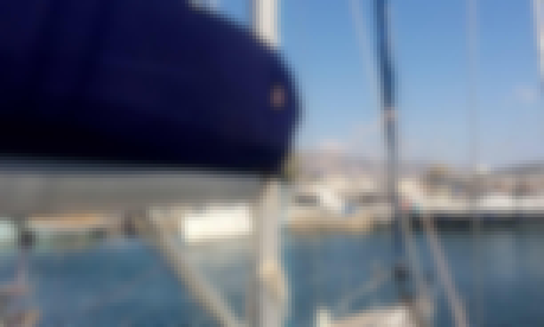 Sun Odyssey 40 Cruising Monohull Charter for 6 People in Alimos, Greece