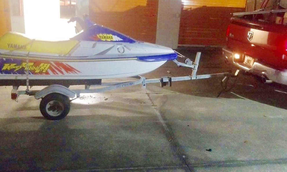 Yamaha Jet Ski rental in Daytona Beach - pick up or drop off available