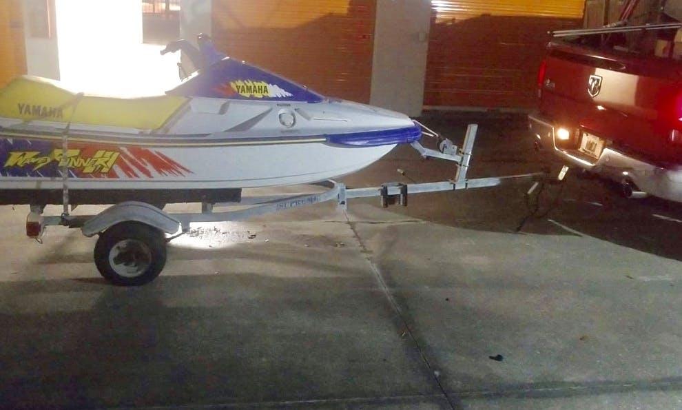 Yamaha Jet Ski rental in Daytona Beach - pick up or drop off available