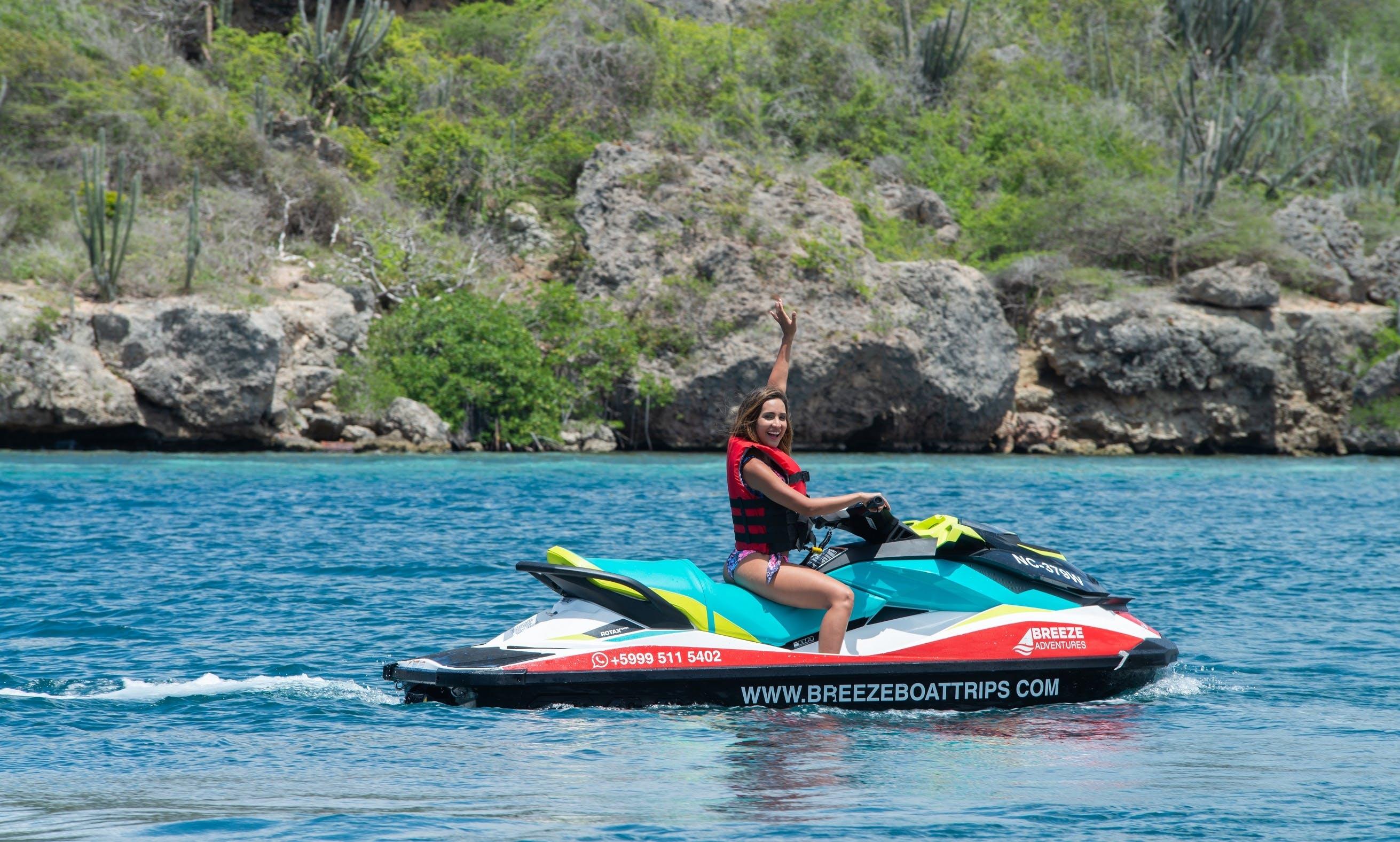 JetSki Adventure at the Santa Barbara Beach & Golf Resort, Curacao