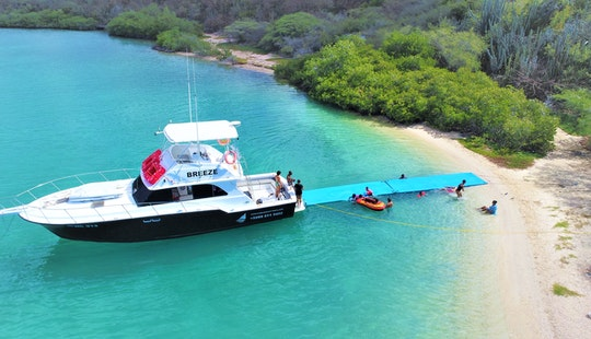 Charter The Breeze Yacht Curacao