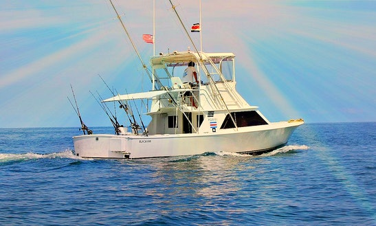 Private Fishing Charters Aboard