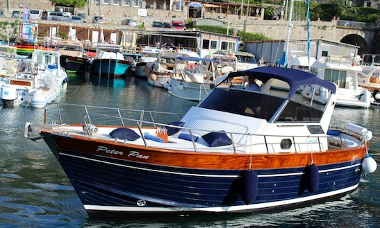 Exclusive Capri Tour For 10 Person On Aprea Mare Boat With Capitan Pietro