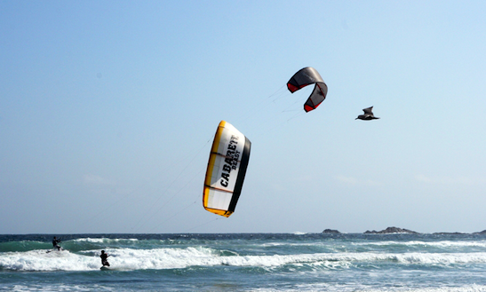 Experience The Best Kitesurfing Lessons In Atacama, Chile