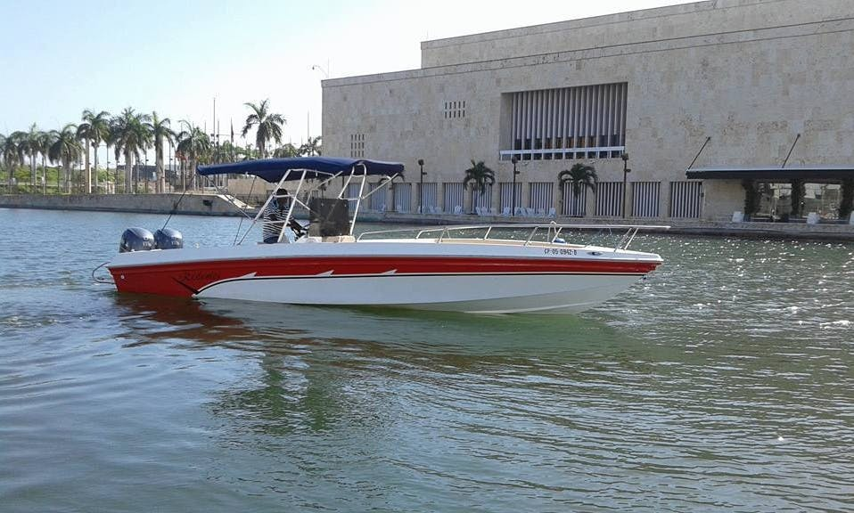 Best Boating Expereince in Bolívar, Colombia!