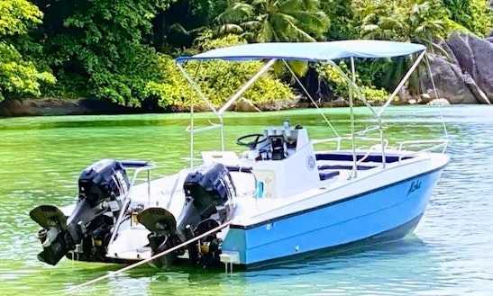 Take A Fishing Vacation With The Family In Beau Vallon, Seychelles