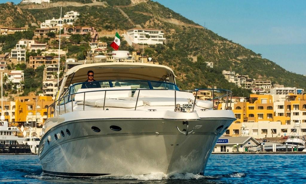Luxury Yacht Cabo