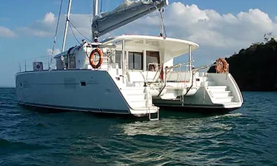 Charter A Atlantis Csl400 Cruising Catamaran In Bedok Reservoir, Singapore