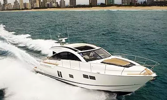 Charter The Atlantis Myf590 Motor Yacht In Bedok Reservoir, Singapore