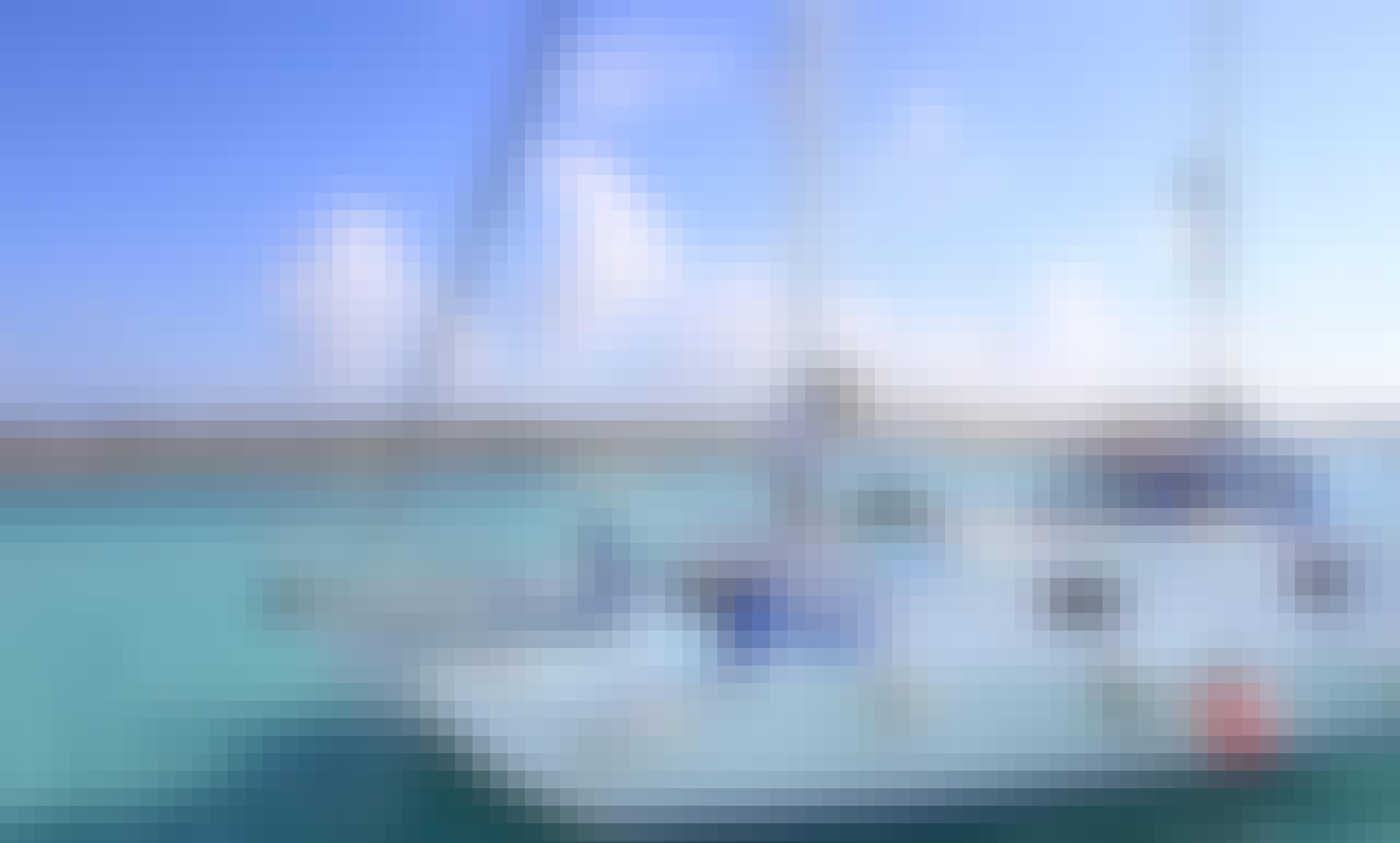Catamaran Sail and Snorkel Tour in Cozumel